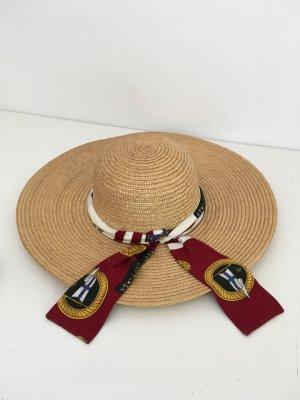 Chapeau de soleil multicolore