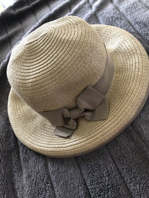 Straw Hat green grey-khaki