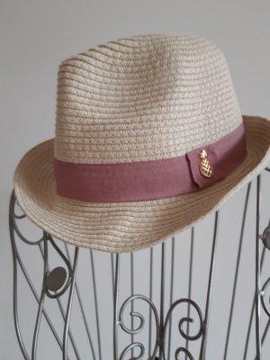 C&A Cappello parasole crema-rosa
