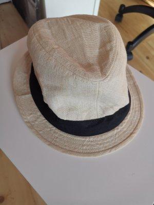 H&M Cappello parasole nero-beige