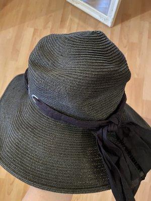 Loevenich Sombrero de ala ancha negro