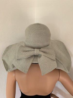 Straw Hat grey-light grey