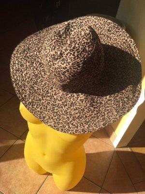 Chapeau de soleil multicolore coton