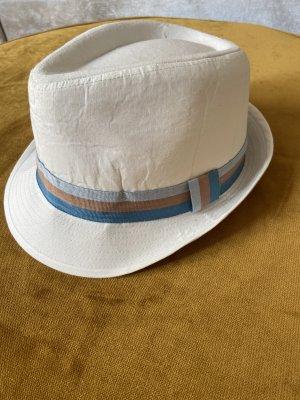 Zara Panama Hat multicolored