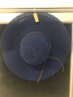 Sun Hat dark blue