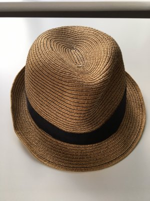 Esprit Sun Hat pale yellow-dark blue