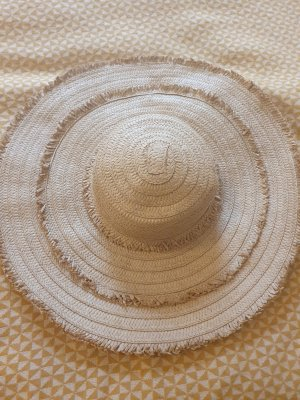 Women's Secret Straw Hat beige