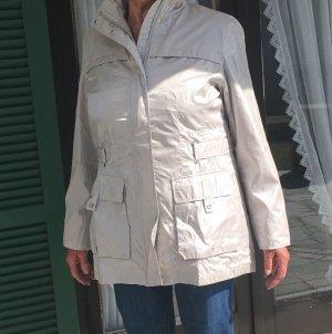 Adagio Veste mi-saison gris clair tissu mixte
