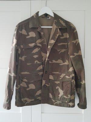 H&M Militair jack veelkleurig