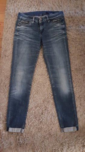 Tommy Hilfiger Jeans a 7/8 blu