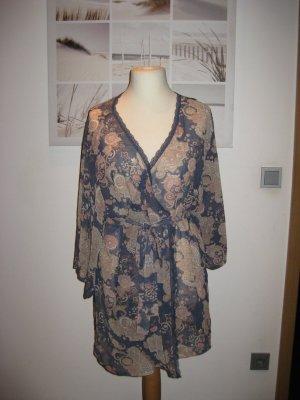 Esprit Kimono slate-gray-oatmeal