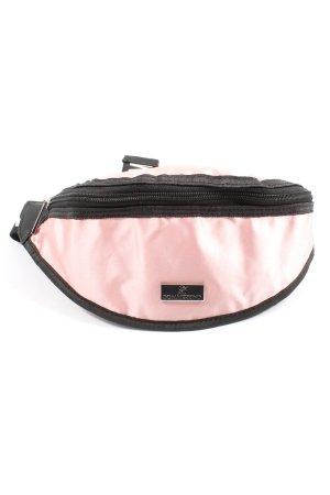 Sommerkind Marsupio rosa-nero stile casual