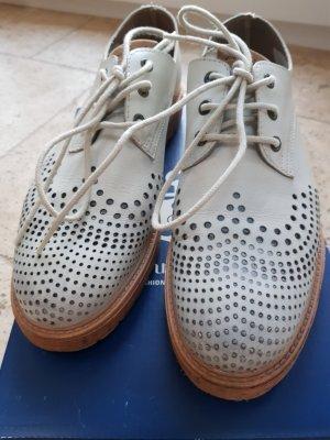 Sommerkind Sznurowane buty jasnoszary