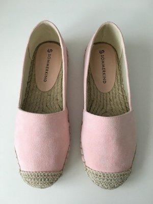 Sommerkind Espadrilles in rosa - 36