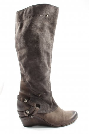 Sommerkind High Heel Boots brown casual look