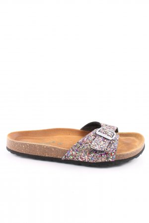 Sommerkind Comfort Sandals abstract pattern casual look