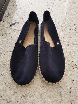 Sommerkind Pantoffels donkerblauw