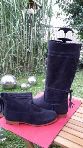 Sommerkind Korte laarzen donkerblauw