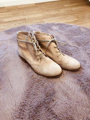 Sommerkind Stiefel stiefelletten Rose beige 38 Schuhe Boots