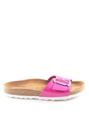 Sommerkind Strandsandalen pink-nude Casual-Look