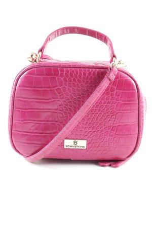 Sommerkind Crossbody bag pink casual look