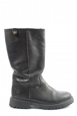 Sommerkind Winterstiefel schwarz Casual-Look