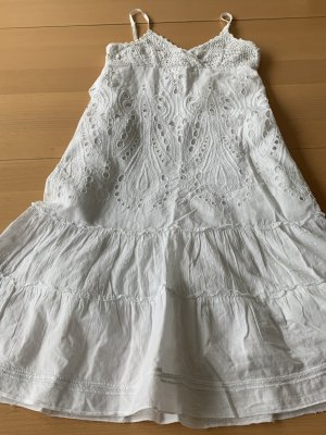 Uttam london Letnia sukienka biały
