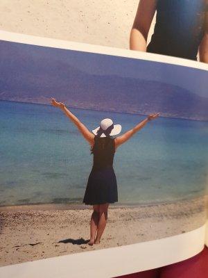 Morgan Vestito da spiaggia blu scuro