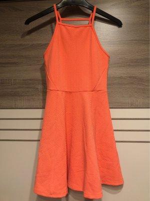 H&M Divided Robe courte saumon