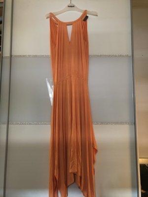 Jessica Beach Dress orange