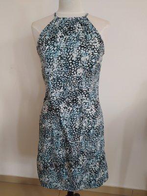 OVS Sukienka z dekoltem typu halter Wielokolorowy Poliester