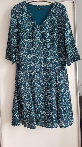Bon Prix A-lijn jurk leigrijs