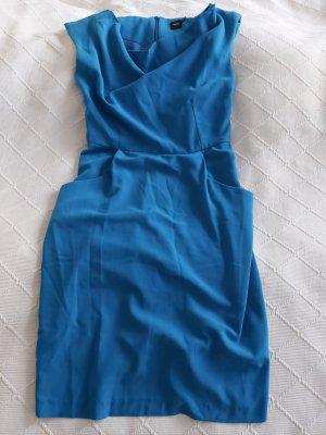 Asos Sheath Dress steel blue