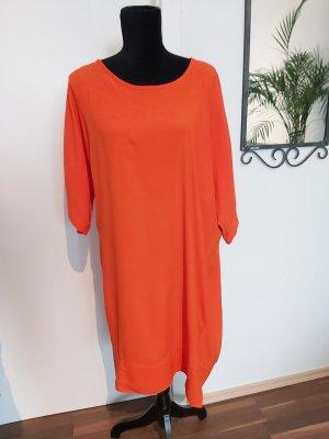 H&M Abito a tunica arancione