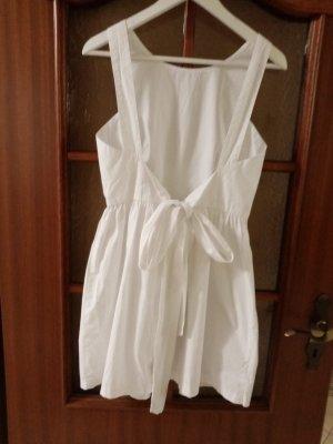 Zara Robe de bal blanc