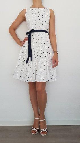 Apricot Midi Dress white