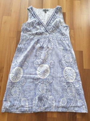 Camomilla Mini Dress white-blue