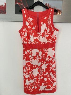 Orsay Empire Dress bright red-white