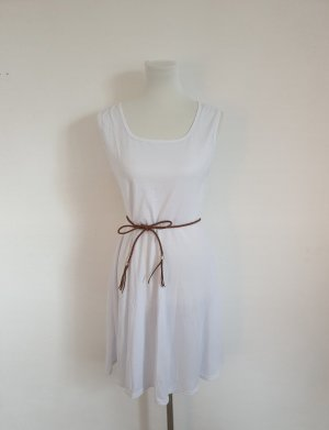 keine Stretch Dress white