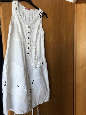 Body Needs Summer Dress white