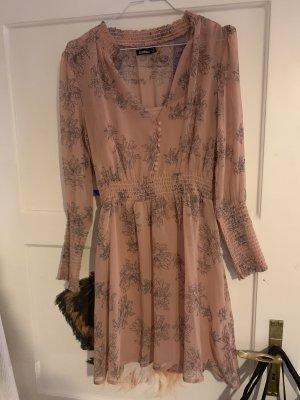 Bohoo Summer Dress rose-gold-coloured