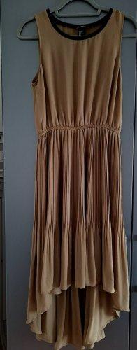 H&M Vestido mullet multicolor