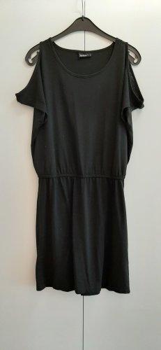 Janina Robe Sweat noir polyester
