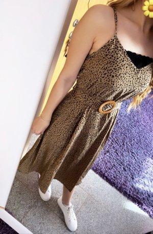 Abendkleid Midi Dress multicolored