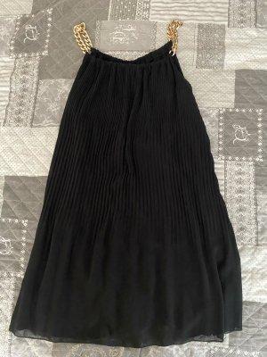 New collecttion Sukienka plażowa czarny-złoto