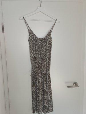 H&M L.O.G.G. Sukienka plażowa oliwkowy