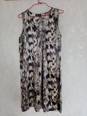Chillytime A Line Dress multicolored