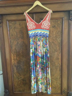 Aldomartins Maxi Dress multicolored viscose