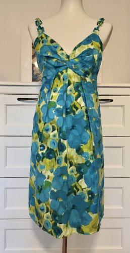 Sommerkleid ALinie Kleid mit Twist Front 36/38 S M