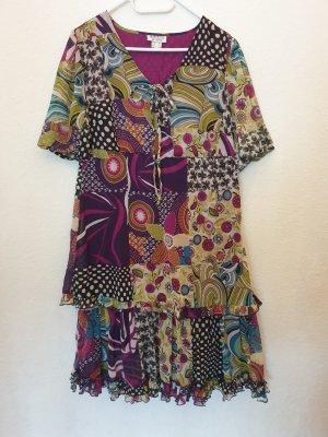 Angel of Style Shortsleeve Dress multicolored